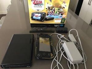 Wind Waker Edition WiiU + Games