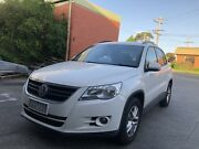 Volkswagen Tiguan 2008 RWC  Rego Seabrook Hobsons Bay Area Preview