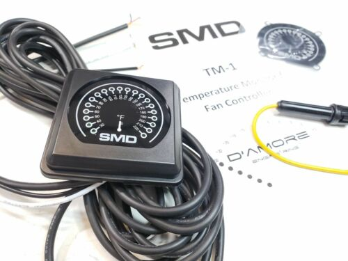 Steve Meade SMD Temperature Meter w/ Programable Fan Output (SMD-TM1) SMD TM 1