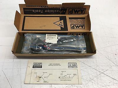 (AMP Tyco Hand Crimper Crimping Tool Type OB Model 402661-P)