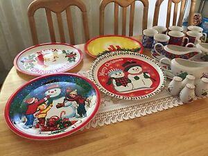 Christmas Tableware Fingal Bay Port Stephens Area Preview