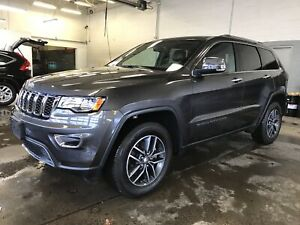 2018 Jeep Grand Cherokee Limited-Super clean