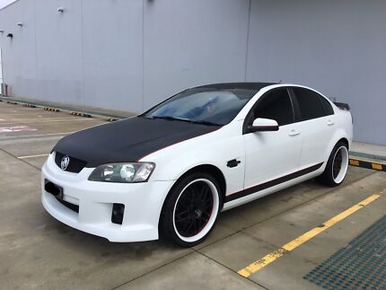 Holden Commodore VE low KM