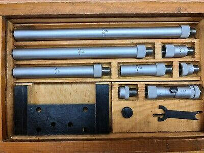 Inside Gauge Micrometer Nm 75 - 600 Mm 0.01