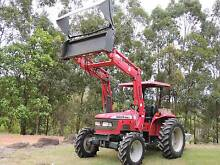 MAHINDRA 2007. 4035 40HP 4WD 4in1 FEL Grafton Clarence Valley Preview
