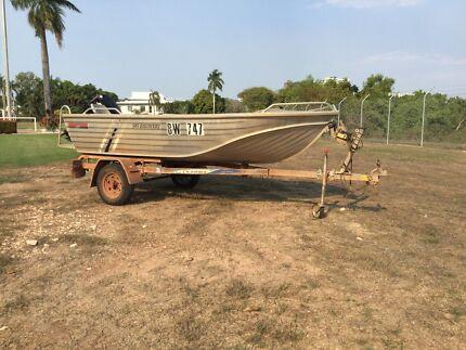 395 Bermuda Tinny Larrakeyah Darwin City Preview