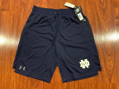 Under Armour Men's Notre Dame Football Phantom Fleece Jersey Shorts Medium M Notre Dame Football Jerseys