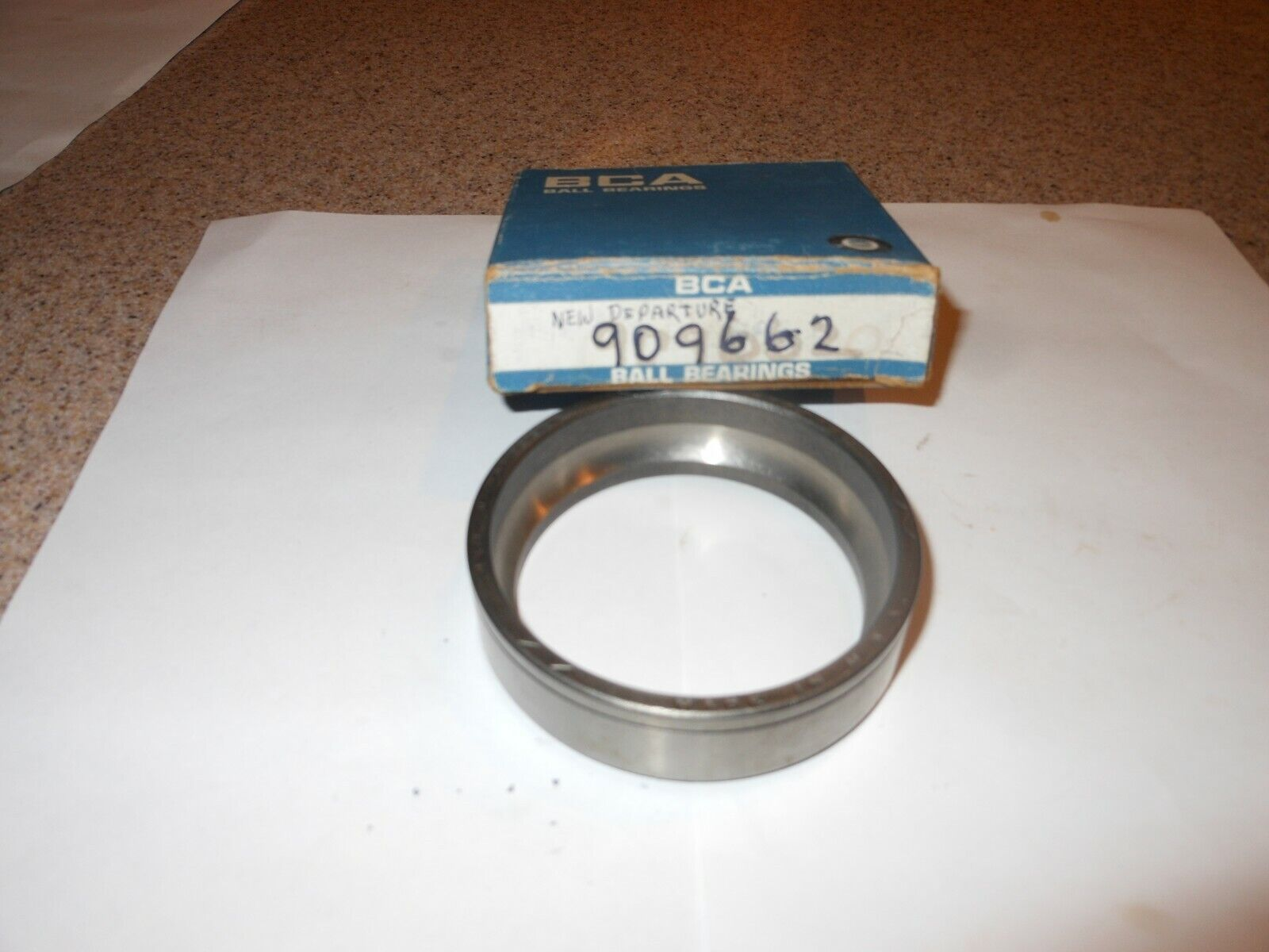 NEW DEPARTURE 909662 BALL BEARING RACE MADE IN USA FREE SHIPPING - $13.99
