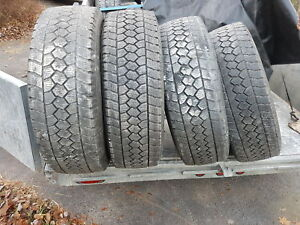 used 20 inch winter tires