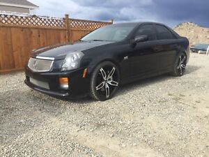 Supercharged 2005 cts-v