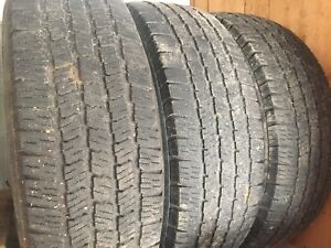 Summer tire for SUV