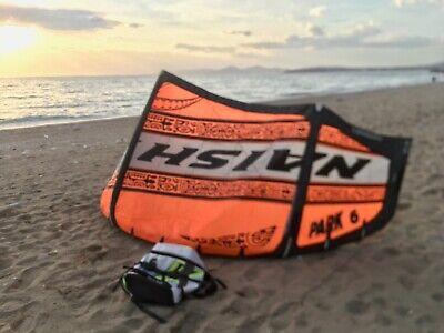 Naish Park 6m Kite 2014 - kiteboarding  comprar usado  Enviando para Brazil