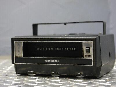 Vintage Used John Deere 8 Track Player 4310