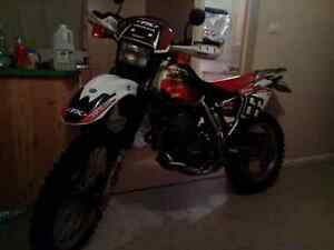 Bike xr400 honda Raymond Terrace Port Stephens Area Preview
