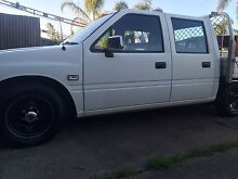 """1996 Holden Rodeo Ute dual cab 2.6lt Tf """"excellent condition"""" Rooty Hill Blacktown Area Preview"""