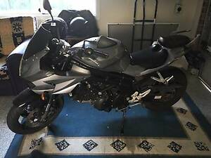 2011 650GT Hyosung R Motorbike Calamvale Brisbane South West Preview