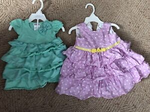12 month Easter dresses