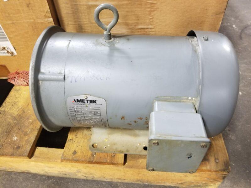Ametek 500291 5HP Blower Motor