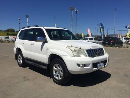 2006 Toyota LandCruiser Prado Gxl Automatic St James Victoria Park Area Preview