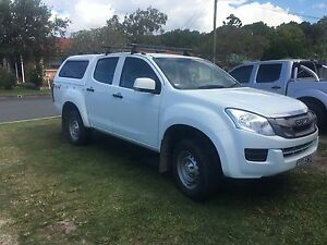 Isuzu Dmax Palm Beach Gold Coast South Preview