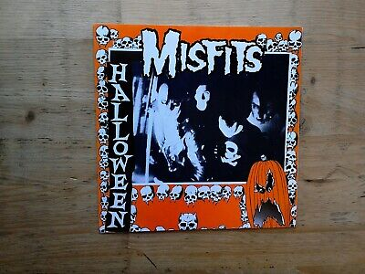 The Misfits Halloween II White Label 7