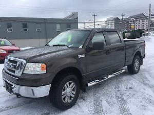2008 Ford F-150 XLT Crew Cab, Inspected