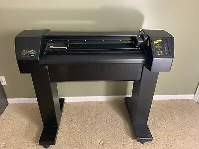 Summa 30 D750 Tangential Drop Knife Vinyl Cutter For Signs And Decals