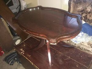 Mahogany Duncan Fife coffee table