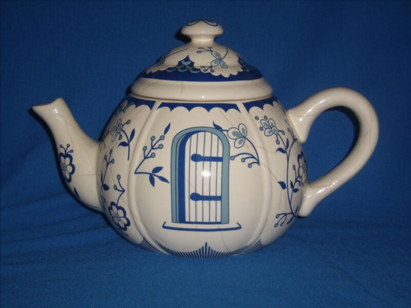 Disney~OZ Great & Powerful Broken China Teapot~Cookie Jar
