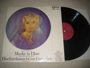 Fred-Raymond-Maske-in-Blau-Vinyl-LP-Amiga-stereo-1970