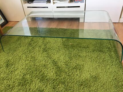 Nick Scali Glass Coffee Table Coffee Tables Gumtree Australia