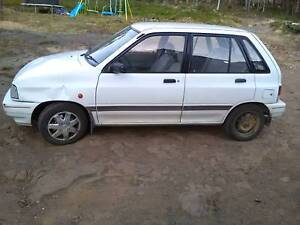 92 ford festiva auto has few dents Bagdad Southern Midlands Preview