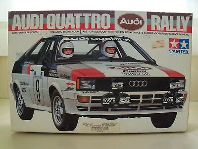 AUDI QUATTRO BOOK RALLY COUPE UR ROBSON LIBRARY WRC HISTORY