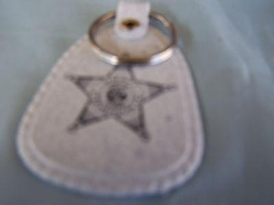 NICE KEYCHAIN - SHERIFF STEPHENSON COUNTY (ILLINOIS)