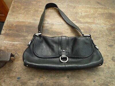 Kenneth Cole Small Leather Hand Bag