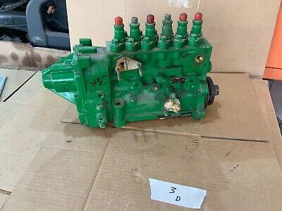 Used Geniune John Deere Re42302 Fuel Pump Deere Parts 744e