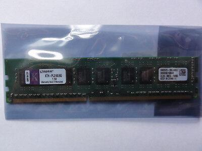 Kingston HP DDR3 KTH-PL316E/8G 8GB 1600Mhz ECC Unbuffered RAM Memory DIMM
