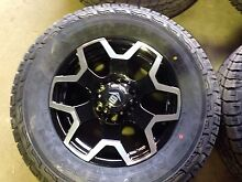 Hilux wheels Welshpool Canning Area Preview