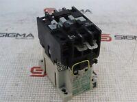 Sprecher-Schuh CA 3-12 Motor Starter w/ CT3(K)-12 Overload Relay 110/120V