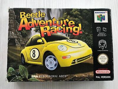 BEETLE ADVENTURE RACING NINTENDO 64 N64 PAL FRA CIB