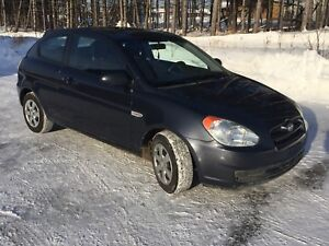 HYUNDAI ACCENT GL 2008, AUTOMATIQUE