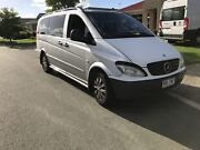 Mercedes Vito van 2005 W639 115CDI 9 seater people mover  Loganlea Logan Area Preview
