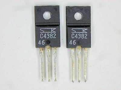 2sc4382 Original Sanken Transistor 2 Pcs
