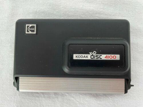 Vintage Eastman Kodak Disc 4100 Camera USA Disc Film Photography