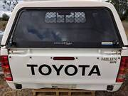 Weld back tray for 2005 dual cab hilux Baralaba Banana Area Preview