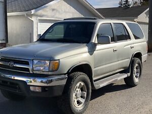 1999 Toyota 4runner great condition