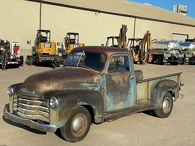 1951 Chevrolet Other Pickups DeLuxe California Truck 1951 Chevrolet Pickup Original California Truck