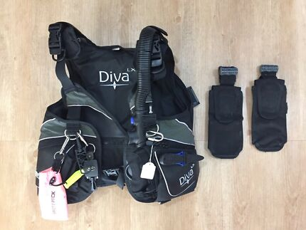 Women's Dive gear - high quality