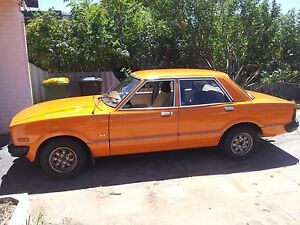 1977 Ford Cortina Sedan Fremantle Fremantle Area Preview