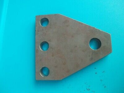 Farmall 400 450 560 460 300 350 706 806 Tractor Ih 2pt Fast Hitch Draw Bar Plate